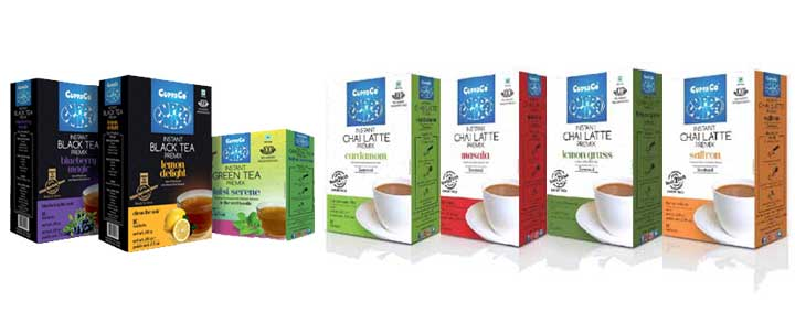 Cuppa Mix Products USA